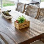 Furniture To Pair With Timber Colours